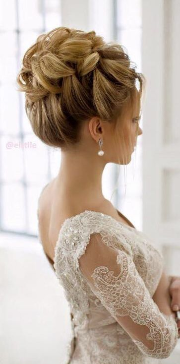 Wedding Hairstyle Inspiration 9
