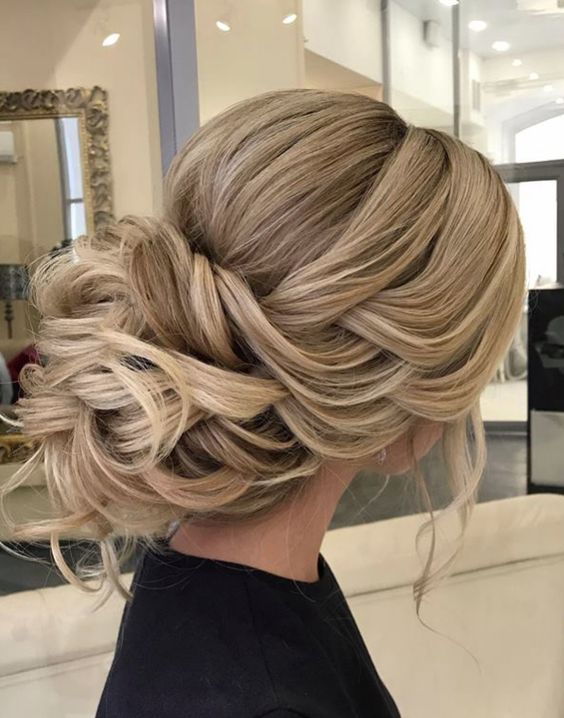 Wedding Hairstyle Inspiration Elstile