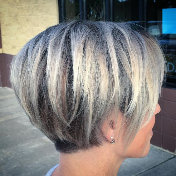 Awesome Hottest Short Hair Ombre