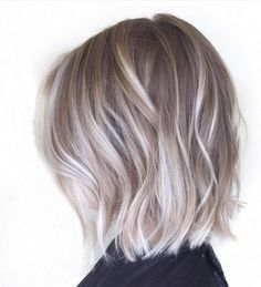 Adorable Ash Blonde Hairstyles to Try