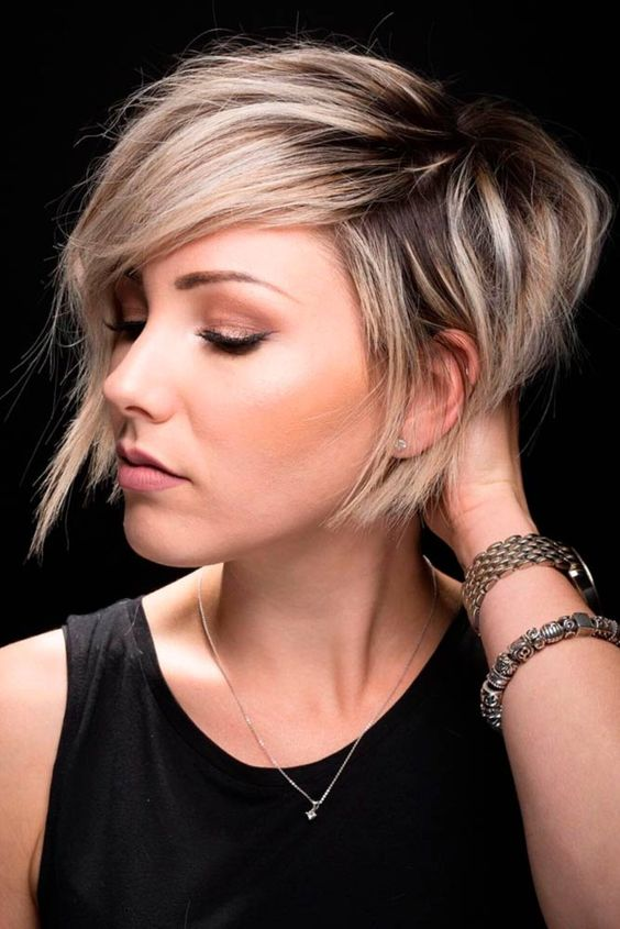 Adorable Short Layered Haircuts