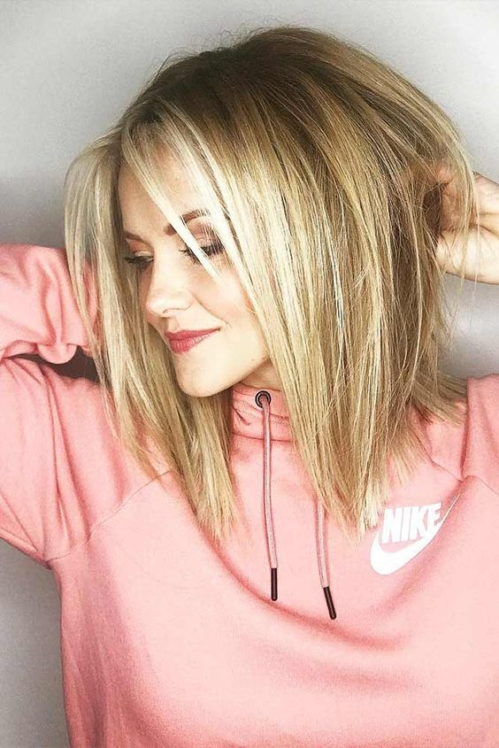 Amazing Ideas for Long Bob Haircuts 2019