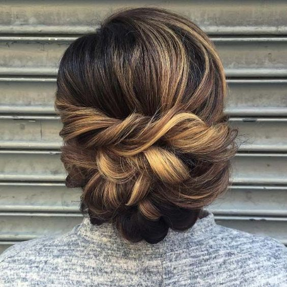 Amazing Updos for Medium Length Hair