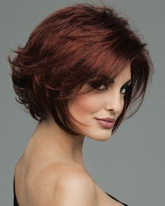 Angie Wig Monofilament Top by Envy