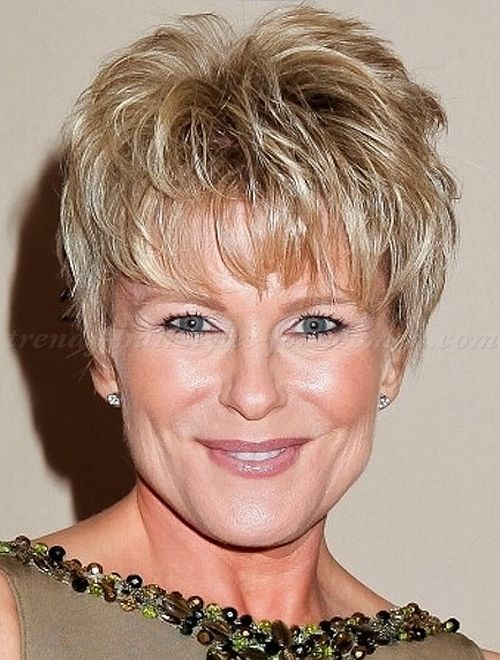 Asymmetrical Haircuts For Women Over 50