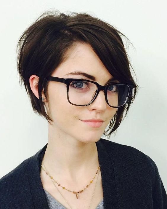 Awesome Short Hairstyles for Women 2019