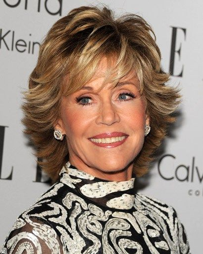 Best Jane Fonda Hairstyles