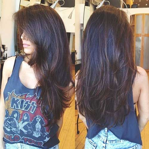 Best Long Haircuts with Layers