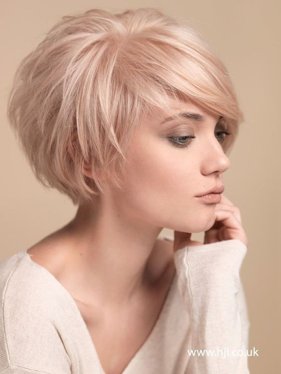 Layered Bob Hairstyles For Fine Thin Hair 97