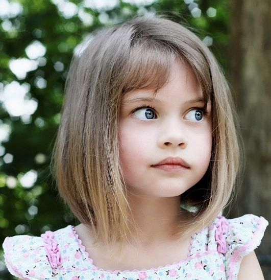 Best and Cute Bob Haircuts for Kids