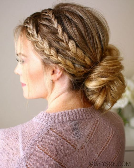 Braided Hairstyles for White Women