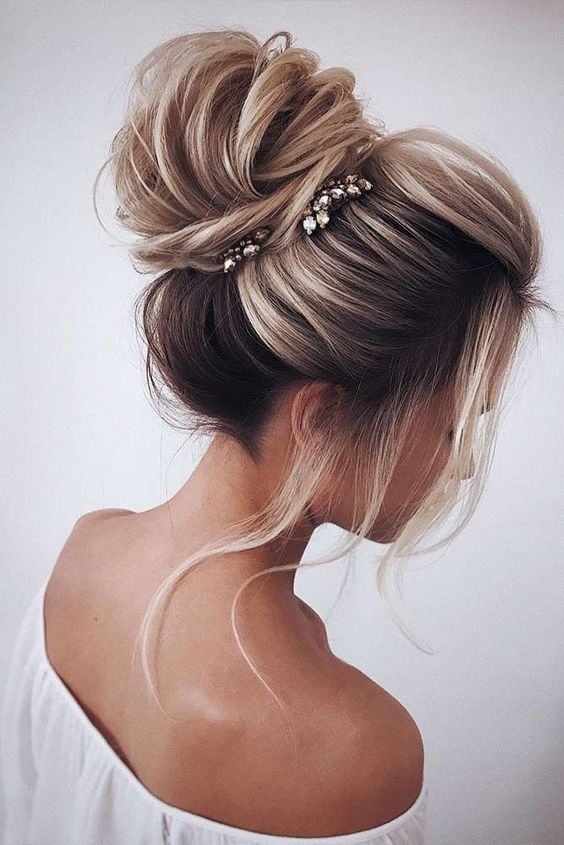 Bridal Hair Jewels 2018 - Bridesmaid Hair