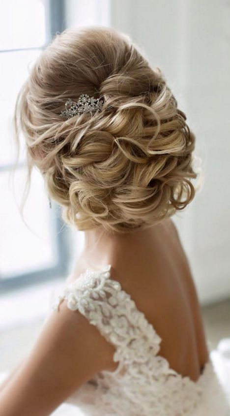 Bridal Wedding Hairstyles For Long Hair