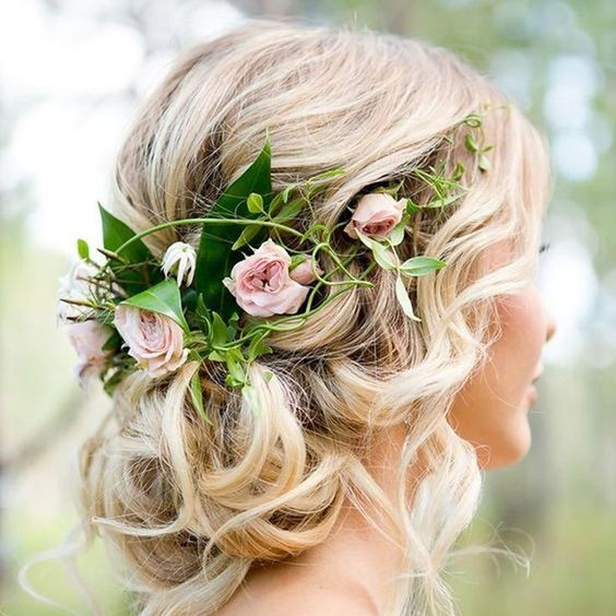 Bride Wedding Beach Headwear Boho Moments