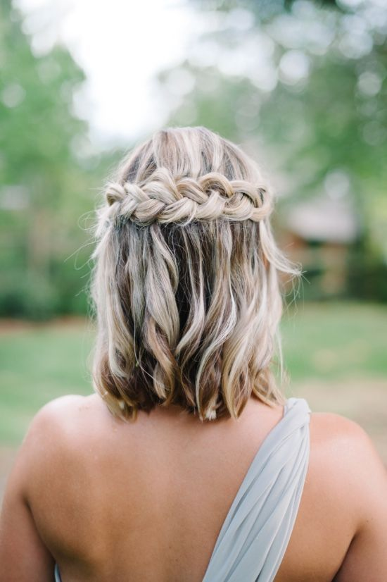 Bridesmaid Hairstyles Your Friends Will Actually Love