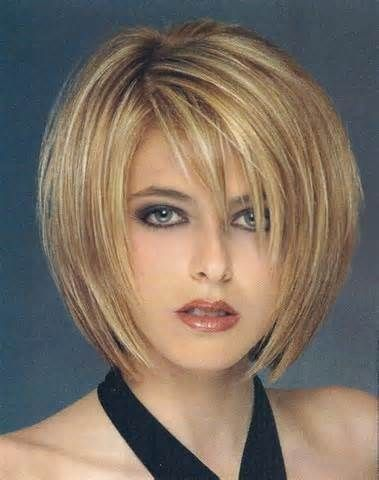 Capless Short Straight Synthetic Blonde Bob Wig