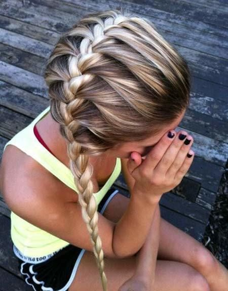 Coolest Teen Hairstyles For Girls