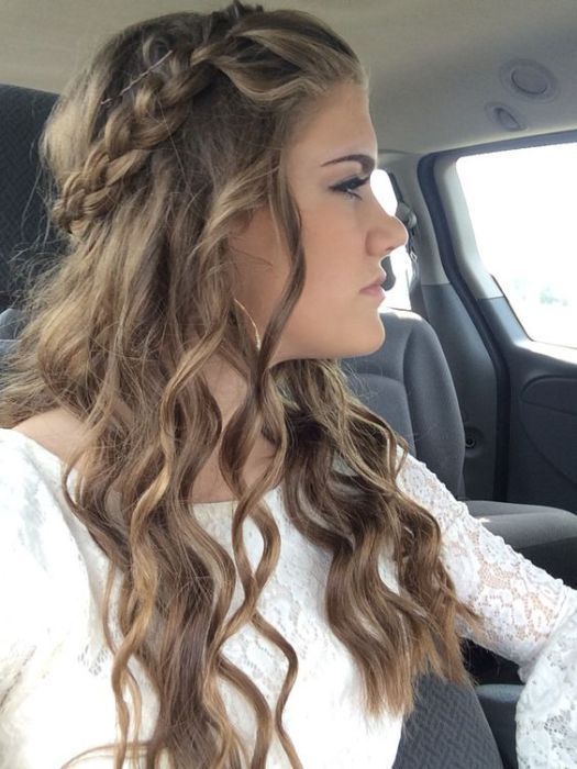 Cute Easy Homecoming Hairstyles 2019