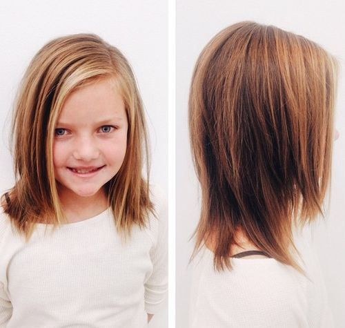 Cute Haircuts for Girls