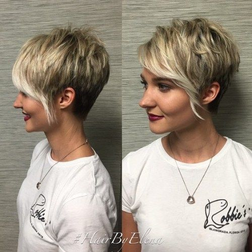 Cute Short Pixie Haircuts – Femininity and Practicality