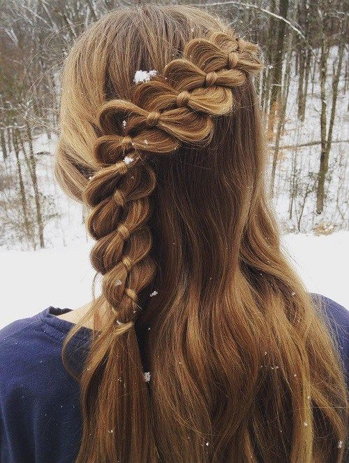 Cute and Cool Hairstyles for Teenage Girls