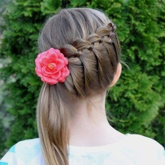 Cute and Cool Hairstyles for Teenage Girls 2018