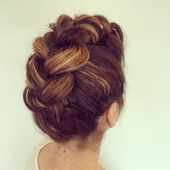 Cute and Trendy Updos for Long Hair