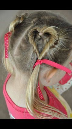 Cute and smart hairstyles for school going girls