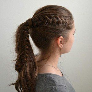 Easy Before School Hairstyles For Chic Students