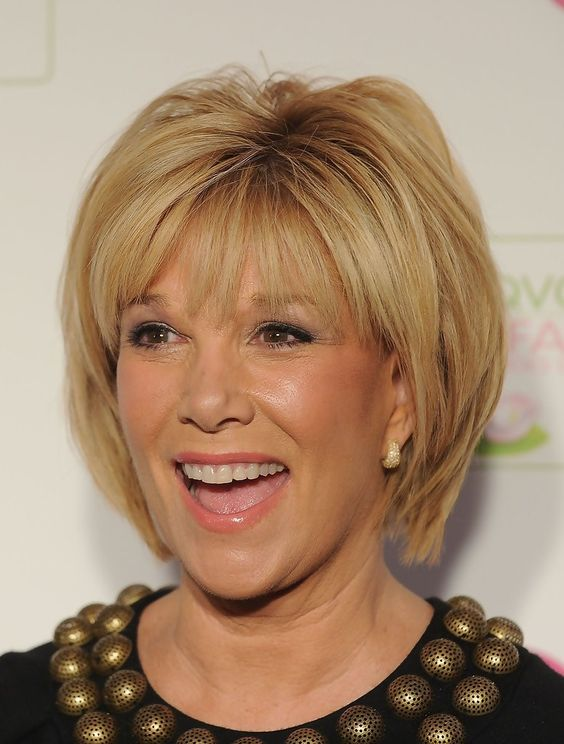 Easy Short Hairstyles for Older Women