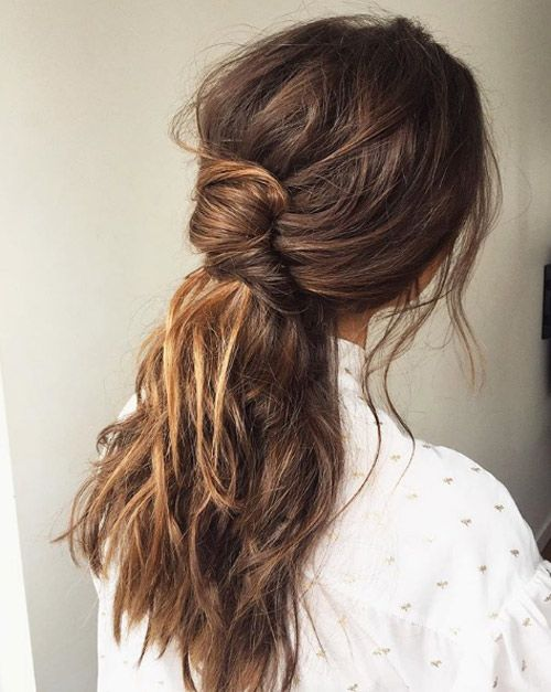 Effortless Braid & Updo Hairstyles