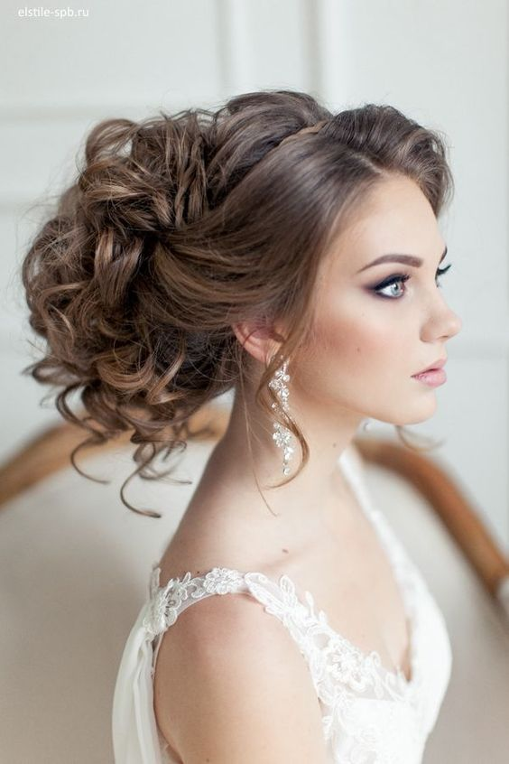 Elegant Wedding Hairstyles Bridal Updos