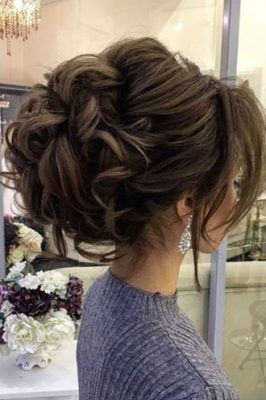 Elstile Wedding Hairstyle Inspiration 2019