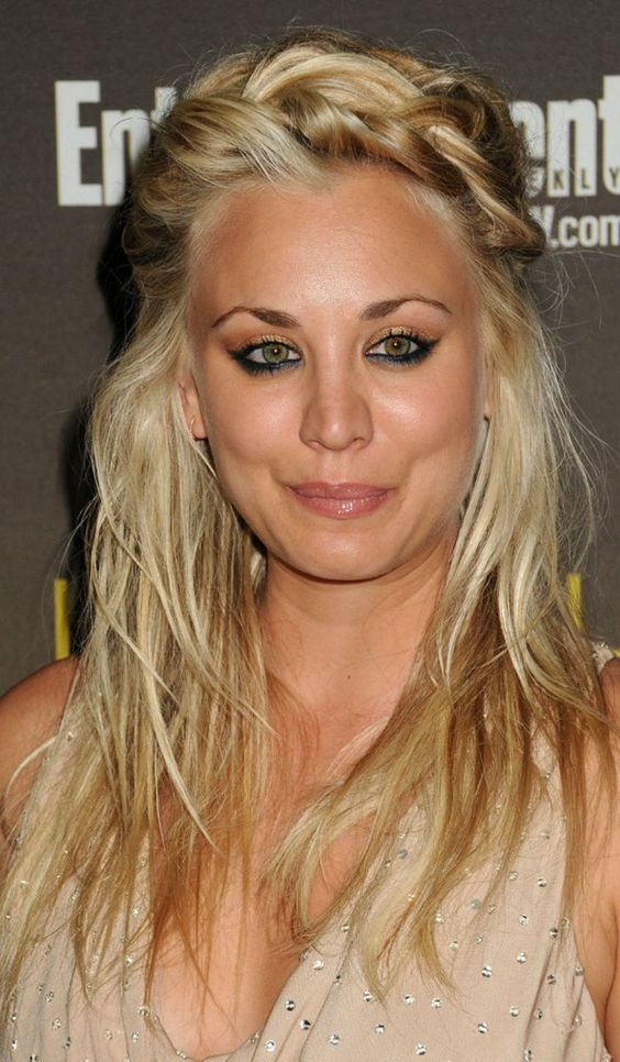 Flawless Kaley Cuoco Hairstyles To Inspire You