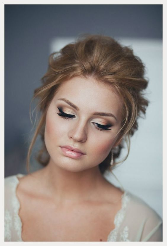 Gorgeous Bridal Makeup & Hair Looks from tonyastylist