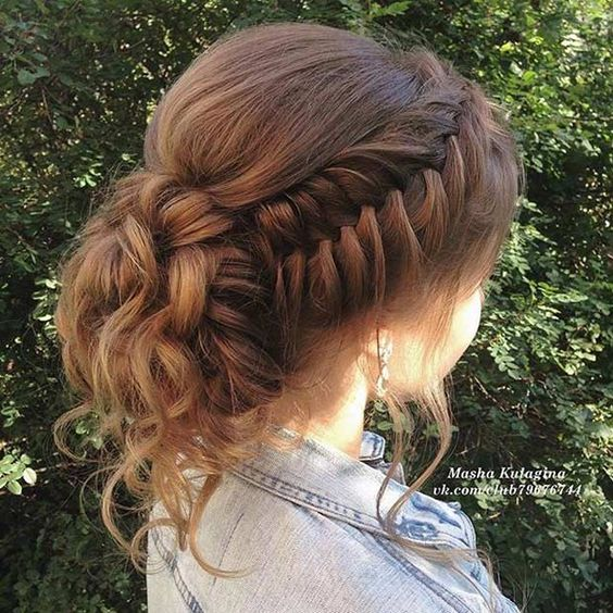 Gorgeous Prom Hairstyles for Long Hair 2018