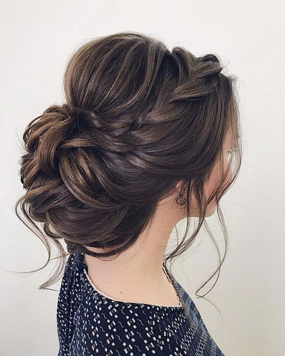 Gorgeous Wedding Updo Hairstyles