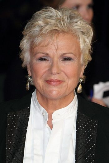 Julie Walters-Short Celebrity Haircuts