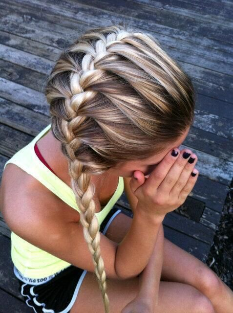 Latest Simple Hairstyles for Girls for School
