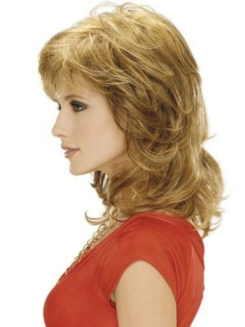 Love Layered Hair Medium Layered Hairstyles Will Wow You