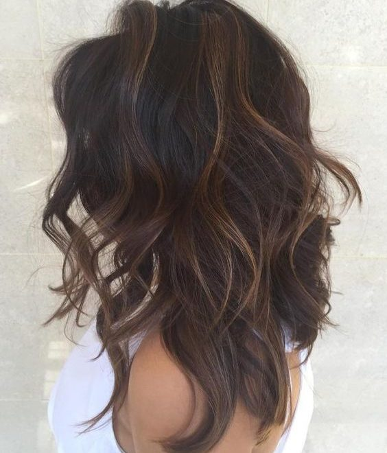 Lovely Long Shag Haircuts for Effortless Stylish Looks