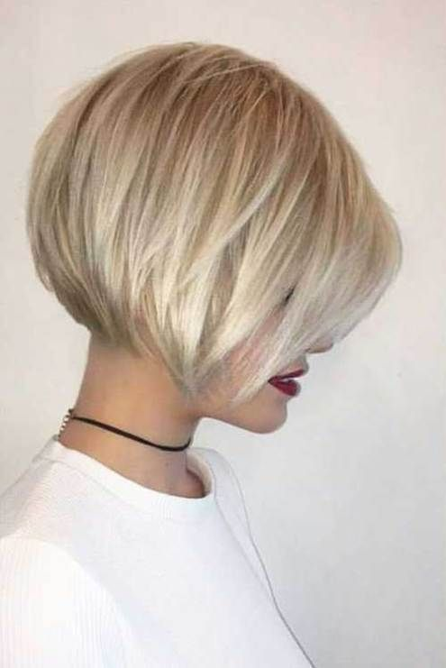 More Stylish Ideas for Short Blonde Hair Lovers