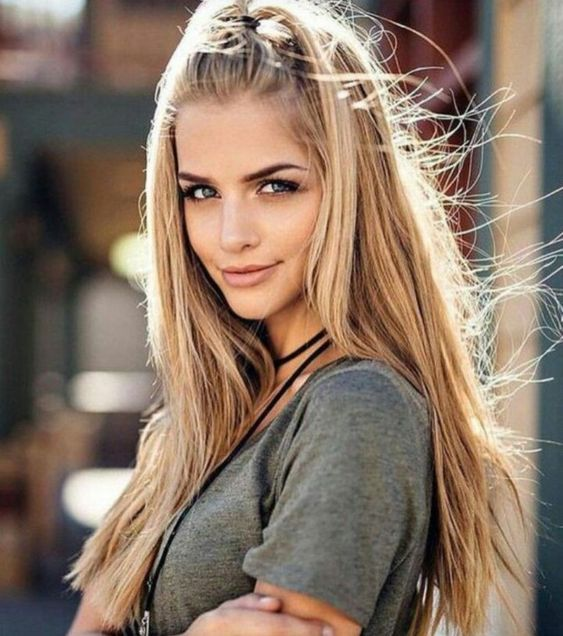 Best Hairstyle with Highlight for Teen Girls - HairstyleZoneX