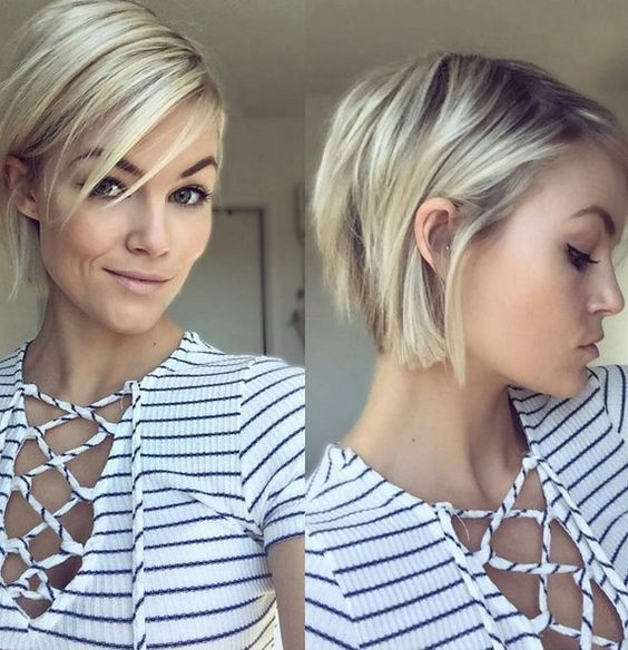 Adorable Short Hairstyles for Girls 2019
