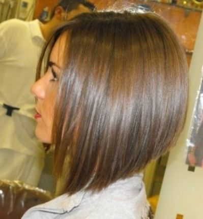 Best Short Angled Bob Hairstyles - HAIRSTYLE ZONE X