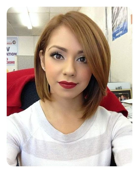 Asymmetrical Bob Hair Ideas