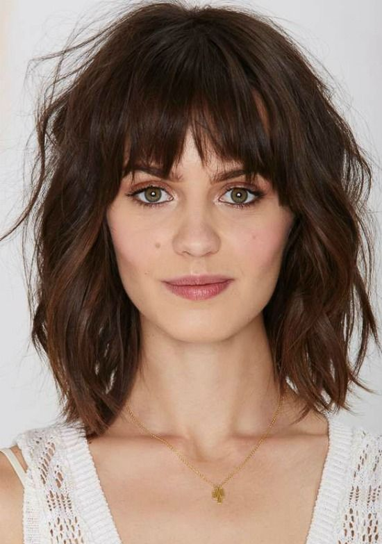 Awesome Bob Haircuts With Bangs