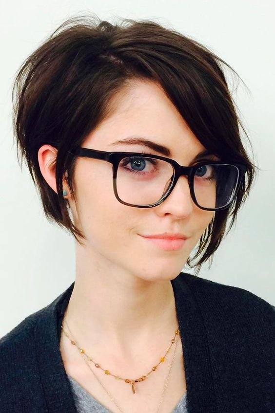 Amazing Cute Hairstyles For Round Face