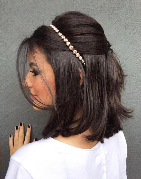 Best Short Wedding Hairstyles
