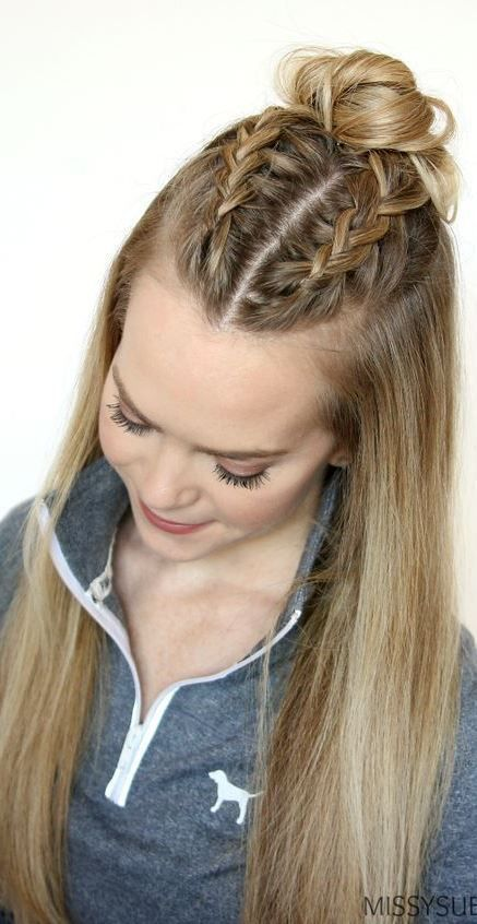 Cutest And Most Beautiful Homecoming Hairstyles Page 5 Of